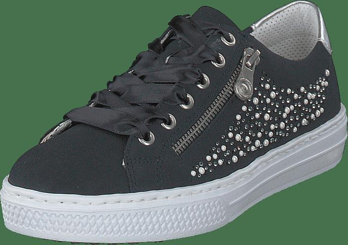 Rieker Sneaker L59L7-14 blau