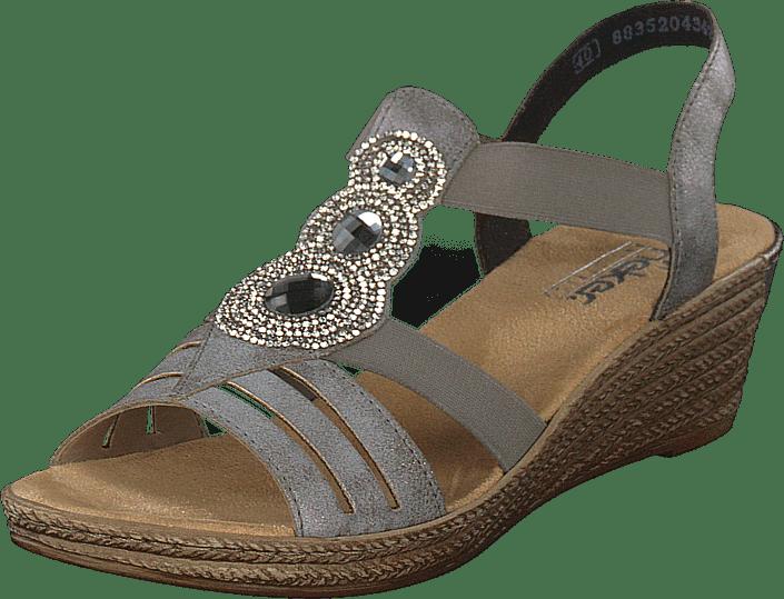 Rieker - 62459-40 Grey