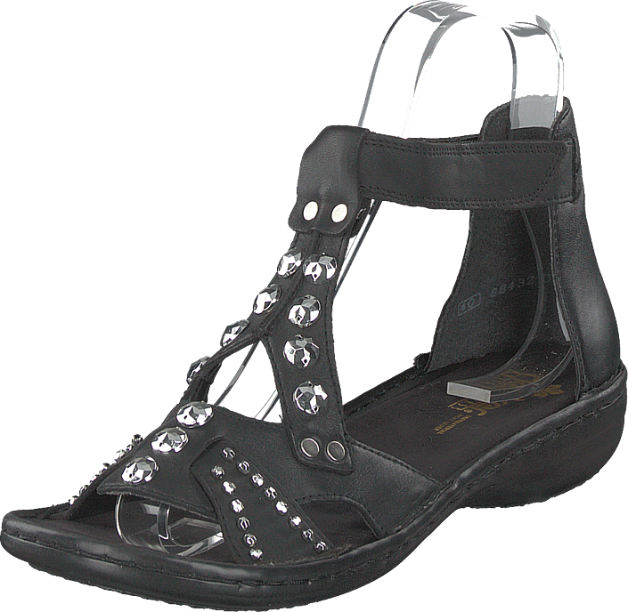 Rieker - 60816-00 Black