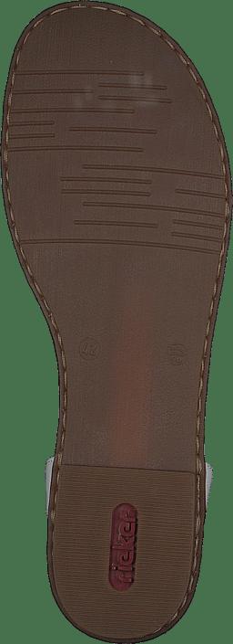 Rieker - 64265-80 Weiss