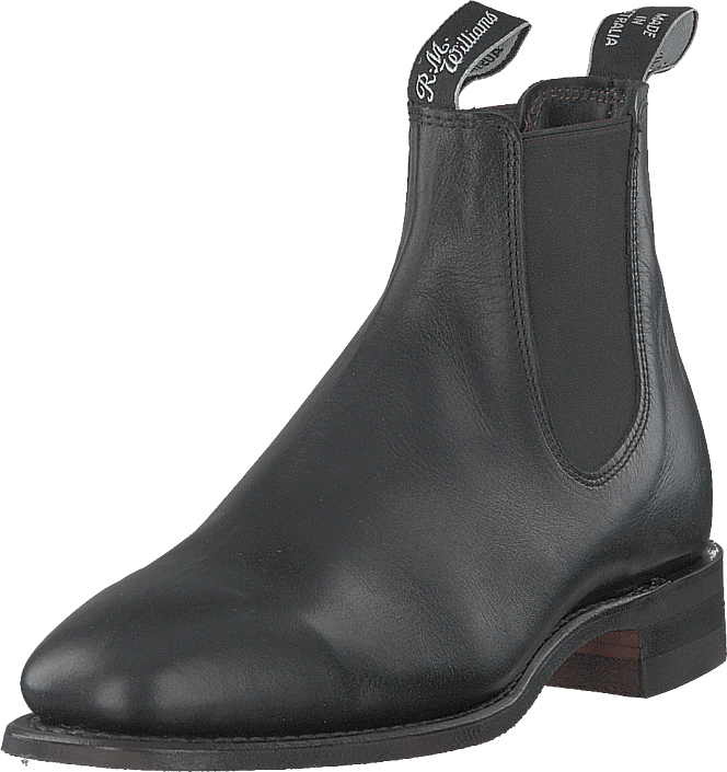R.M. Williams Classic Craftsman Boots Yearling leather, classic leather sole G (Regular) Fit