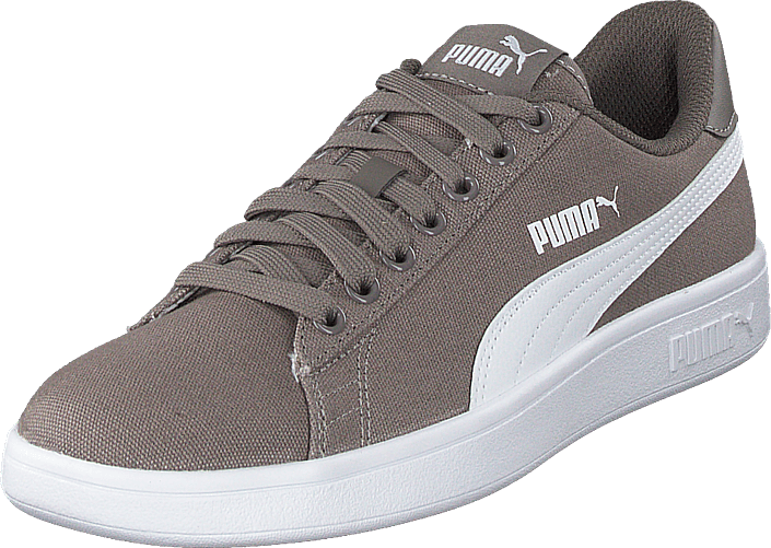 Puma Puma Smash V2 Cv Gray Schuhe Kaufen Online |