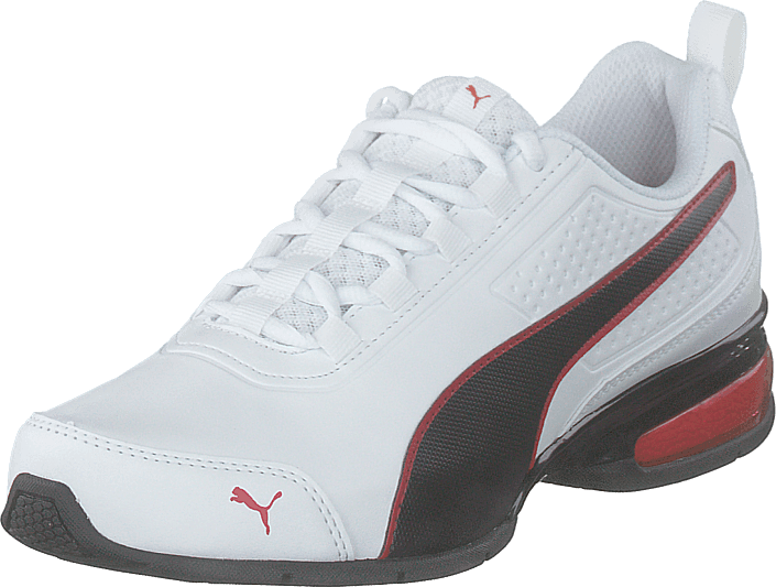 Puma - Leader Vt Sl Puma White-puma Black-flame