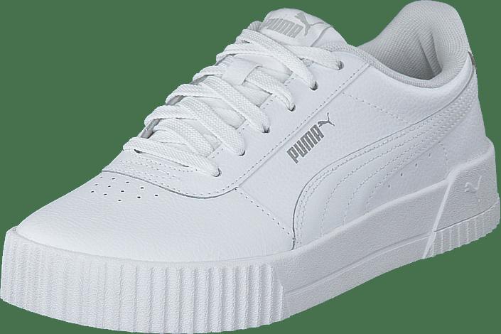 Puma - Carina L Puma White-puma White-silver