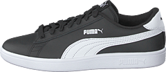 Puma Smash V2 L Jr Puma Black-puma White