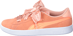Puma Smash V2 Ribbon Jr Peach Bud-bright Peach