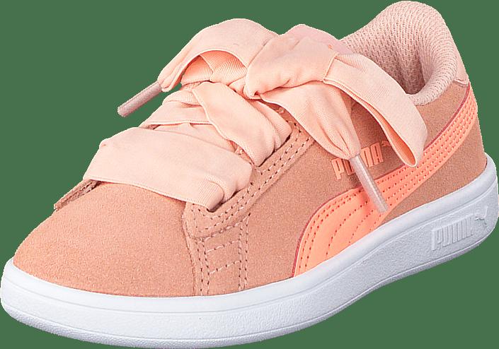 Puma Smash V2 Ribbon Ac Ps Peach Bud-bright Peach