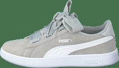 low priced 4a5ad 7dfa4 Puma - Puma Smash V2 Ribbon Ac Ps Gray Violet-puma White