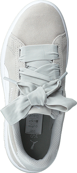Puma Smash V2 Ribbon Ac Ps Sneakers Sko Hvid PUMA