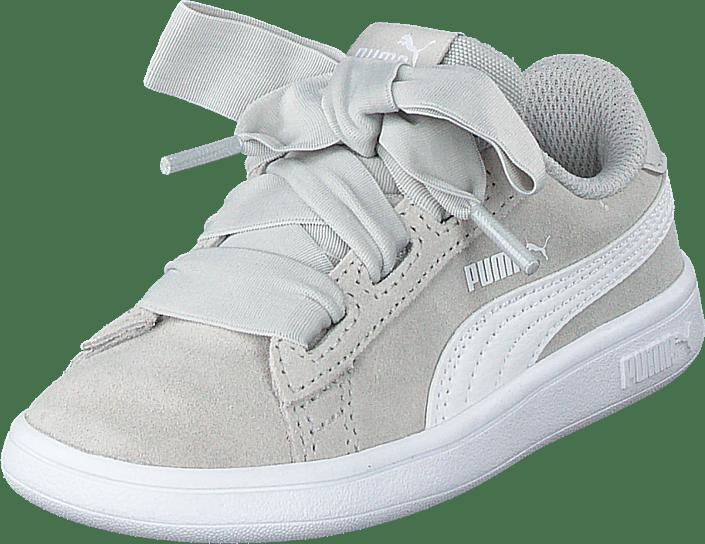 Puma - Puma Smash V2 Ribbon Ac Inf Gray Violet-puma White