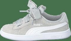 innovative design 3e175 9e3a2 Puma - Puma Smash V2 Ribbon Ac Inf Gray Violet-puma White