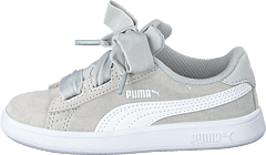 Puma Smash V2 Ribbon Ac Inf Gray Violet-puma White