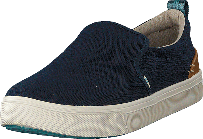 Toms - Navy Heritage Canvas Navy