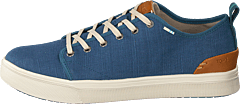 Airforce Blue Heritage Canvas Blue
