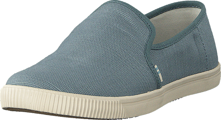Toms - Pebble Grey Heritage Canvas Grey