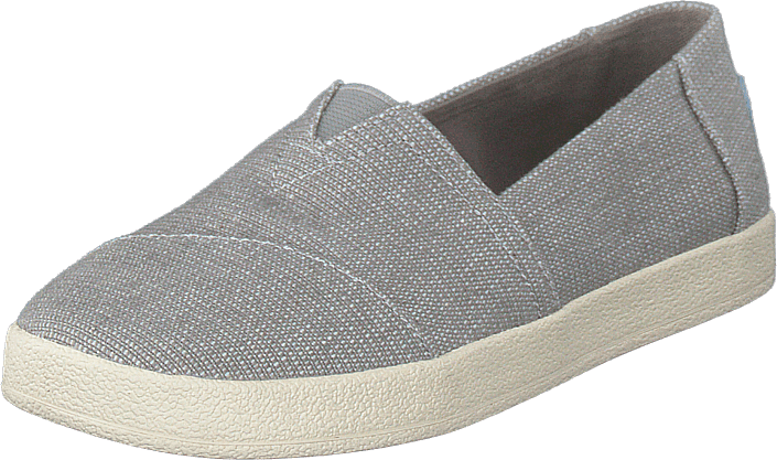Toms - Drizzle Grey Heavy Canvas Grey
