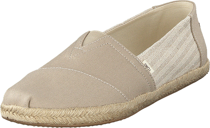 Toms - Oxford Tan Ivy League On Rope Oxford Tan