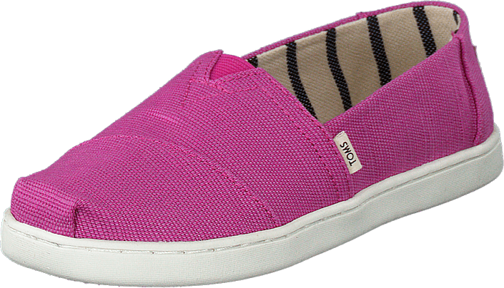 Rose Violet Heritage Canvas Pink