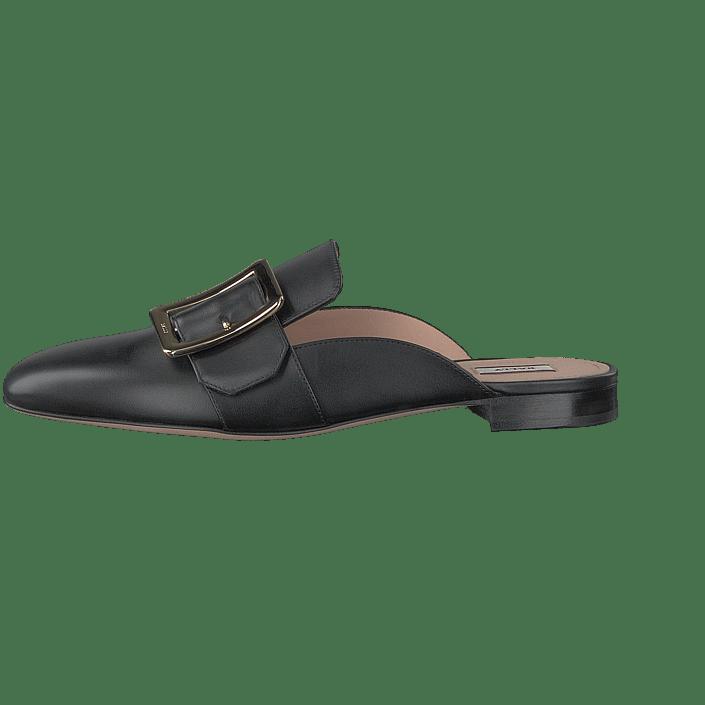 Sko Sandaler Tøfler Kjøp Sorte Janesse Og Black Online Bally qqBHwU