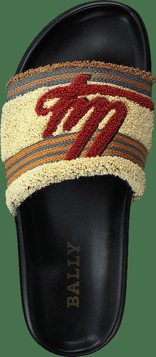 Sko Online Sandaler Og Bally Tøfler Pool Kjøp Ginger Brune Yqw4CTnxx