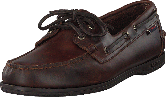 Sebago - Endeavor FGL Oiled Waxy Brown