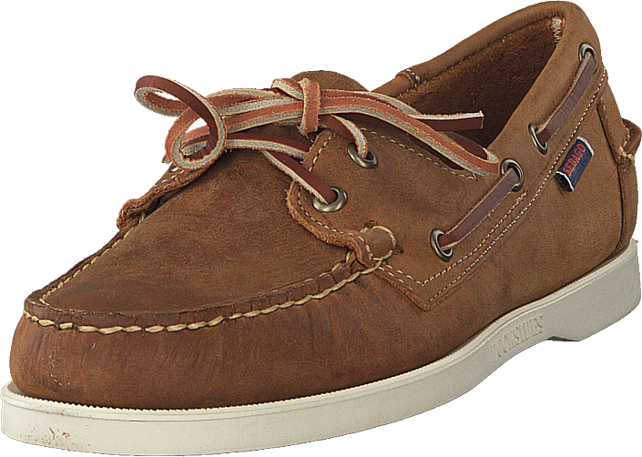 Sebago - Docksides Crazy H Brown Tan