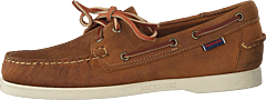 Docksides Crazy H Brown Tan