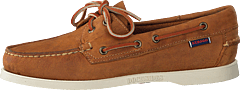 Docksides Crazy H W Brown