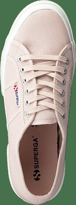 c68f2f05edb Buy Superga 2750 Cotu Classic W6y Pink Skin beige Shoes Online ...