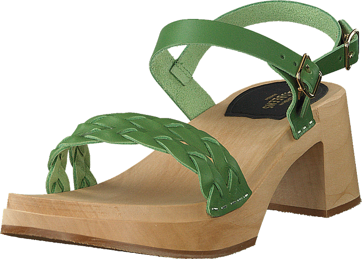 Swedish Hasbeens - Tanja Grass Green