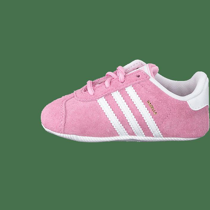 Adidas Gazelle Crib sko chalk pink