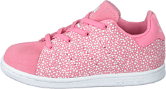 outlet store 013e0 388cb adidas Originals - Stan Smith El I Ltpink ltpink ftwwht