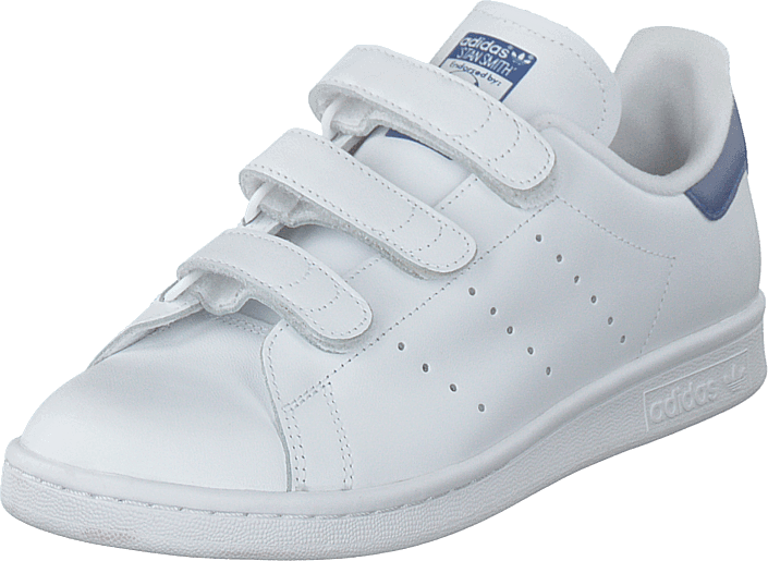 adidas Originals - Stan Smith Cf Ftwwht/ftwwht/croyal