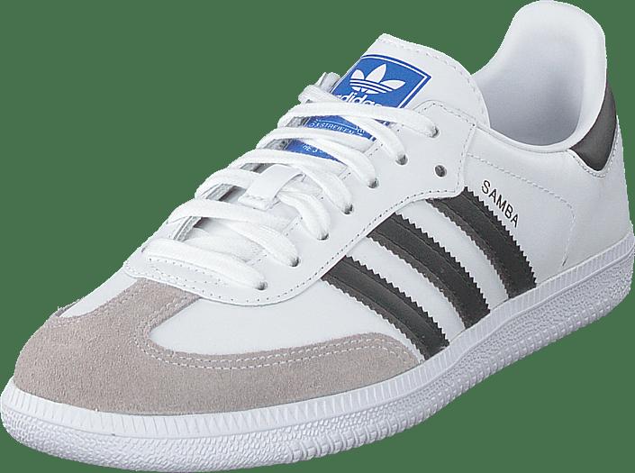 adidas Originals - Samba Og J Ftwwht/cblack/cgrani