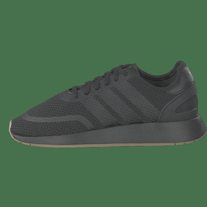 adidas originals N 5923 Dame Core Black Gum 4 Sko Sneakers
