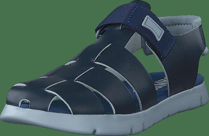 Camper - Mira Sandal Kids Navy