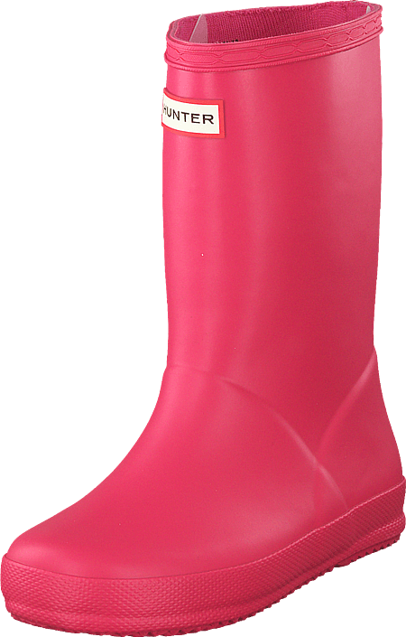 Hunter - Kids First Classic Bright Pink