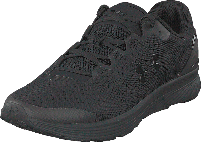 Under Armour - Ua Charged Bandit 4 Black / Black / Black