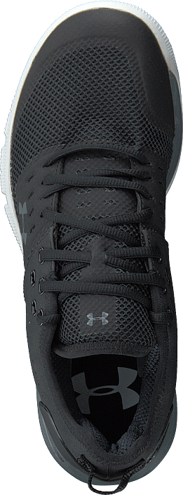 Under Armour - Ua Charged Ultimate 3.0 Black/pitch Gray