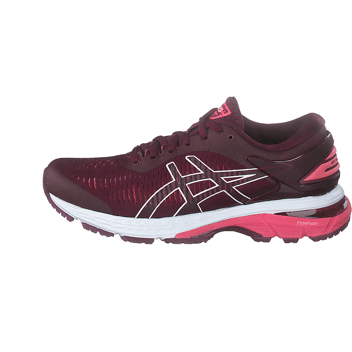 ASICS Lady's sneakers shoes GEL Kayano?? 25 RosellePink Camo