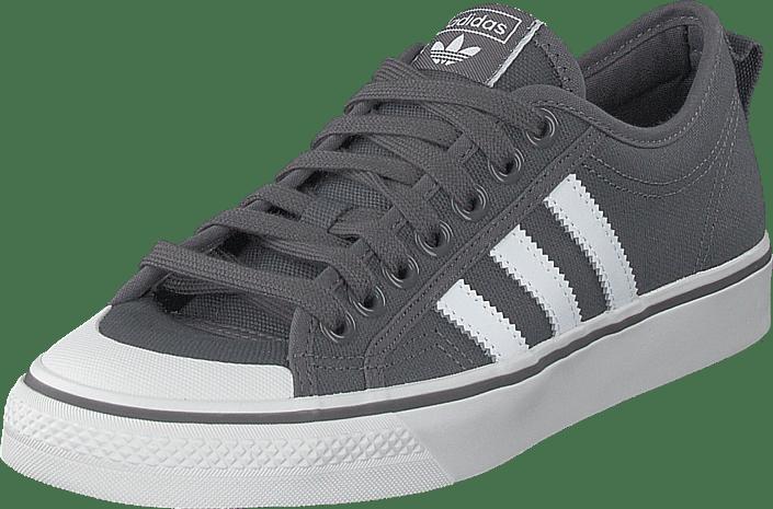 adidas Originals - Nizza Grefiv/ftwwht/crywht