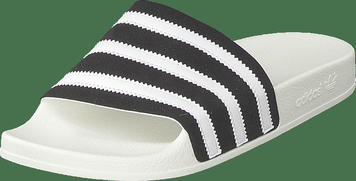 adidas Originals - Adilette Cblack/ftwwht/owhite
