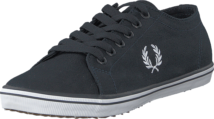 Fred Perry - Kingston Twill Navy/white