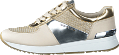 Allie Trainer Wht/gld/chmp