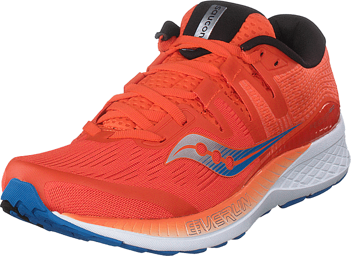 Saucony - Ride Iso Orange / Blue