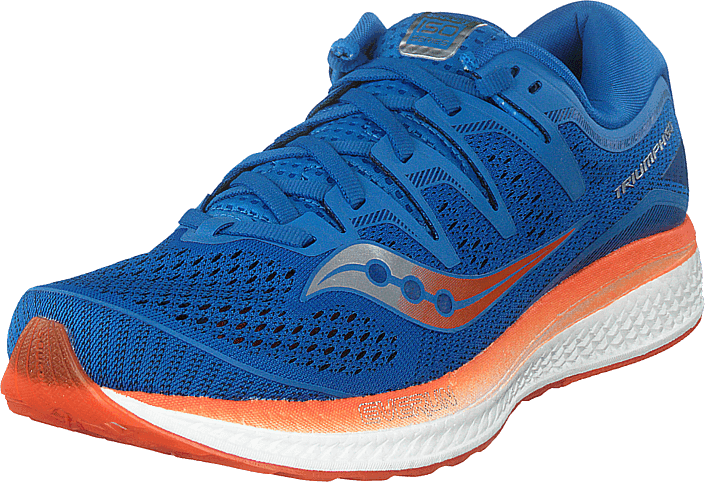 Saucony - Triumph Iso 5 Blue / Orange