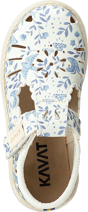 Kavat - Blombacka Xc Blue Flower