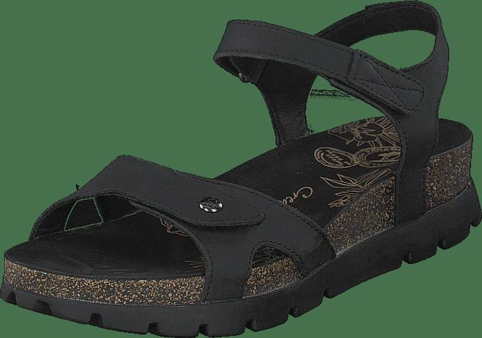 Panama Jack - Sulia Basics Napa Grass Negro/black