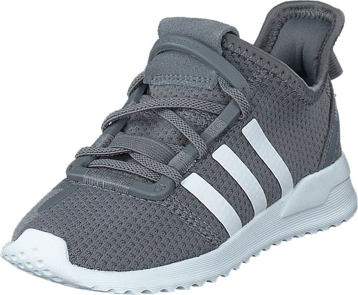 adidas Originals - U_path Run El I Grey/ftwwht/onix