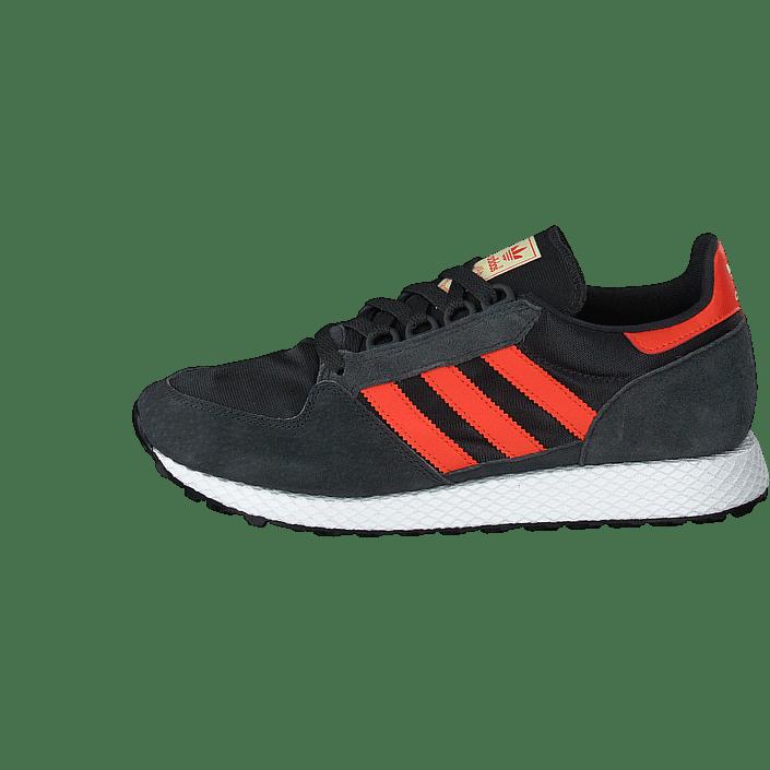 Forest Sneakers Sorte Sportsko Sko Carbon Adidas 60150 Online Køb Og easyel 36 Originals actora Grove pfwEfxTqF